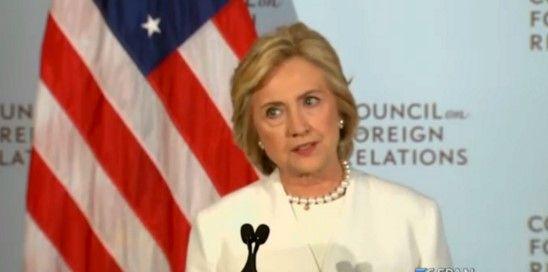Hillary Clinton lidera las preferencias electorales estadounidenses - Hillary Clinton sería la ganadora si las elecciones ocurrieran - Foto de Twitter@HillaryClinton