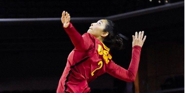Samantha Bricio, la mexicana destacada en el voleibol de EE.UU. - Foto: internet