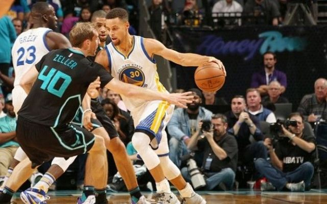 Warriors amplían récord histórico en la NBA - Foto: mp