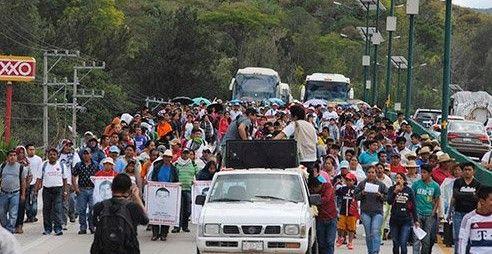 CETEG convoca a cinco días de movilizaciones - Foto de Twitter