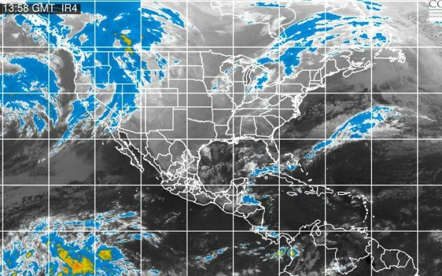 Frentes fríos 17 y 18 provocarán lluvias en el país