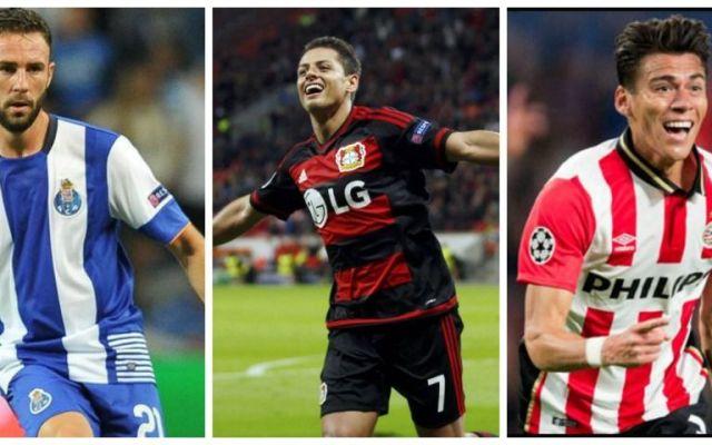 En el 11 ideal de hispanoamericanos en la Champions hay tres mexicanos - Foto: internet