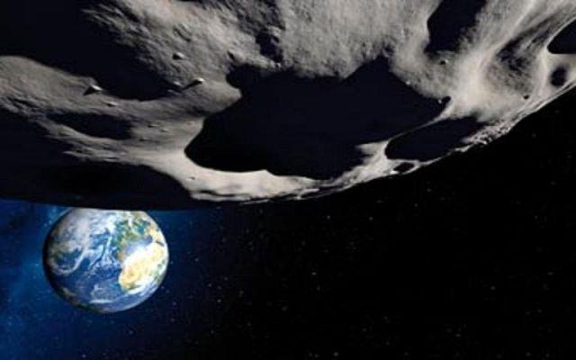 Asteroide pasará cerca de la Tierra en septiembre