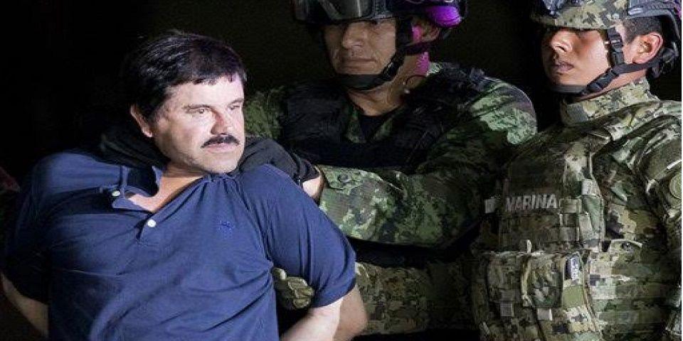 """Niega Washington que entrevista y captura del """"Chapo"""" tengan relación - Foto de Archivo"""