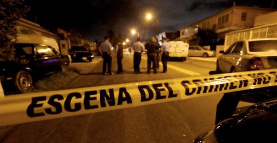 Tiroteo en Tierra Caliente habría dejado 11 muertos