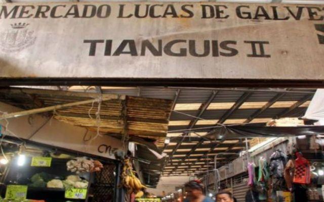 """Incendio en Mérida afecta 12 locales en el mercado """"Lucas de Gálvez"""" - Foto: internet"""