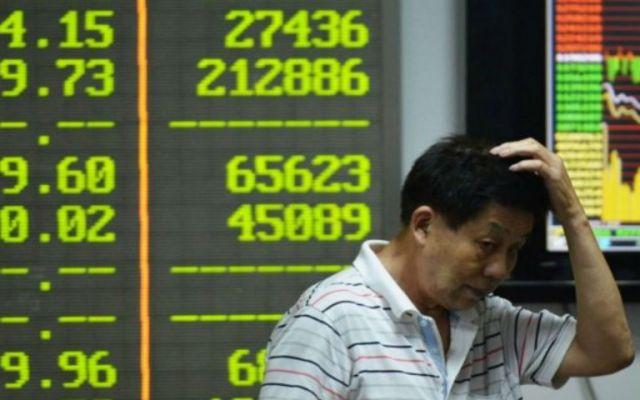 Acumula bolsa de Shanghái baja de 48.6 por ciento desde junio pasado - bolsa de shanghái