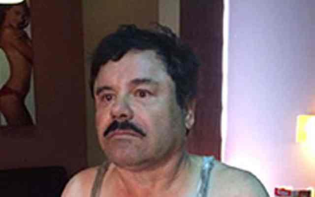Sentencian a 20 años de cárcela operador de El Chapo - Foto de Archivo