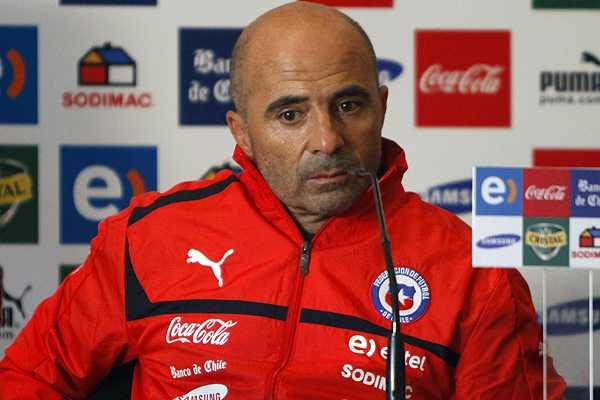 Sampaoli advirtió sobre fracaso chileno - Jorge Sampaoli. Foto de cronicaviva.com.pe