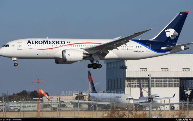 Aeroméxico alerta sobre correo falso -  Foto de Aeroméxico
