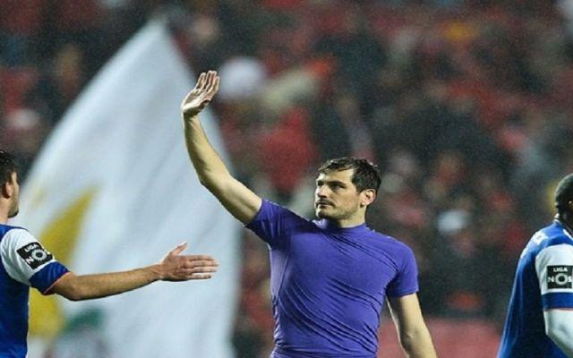Escribo cuando me sale de los cojones: Iker Casillas