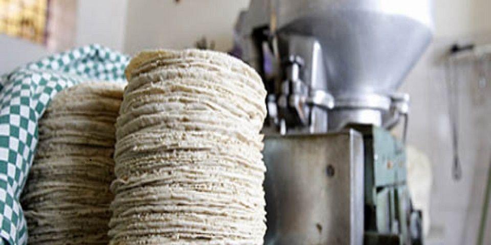 Esencial el consumo de tortilla para evitar fracturas: Nutriólogos - Foto de archivo