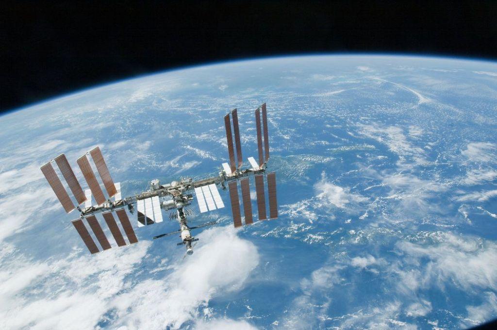 La Estación Espacial se verá en México - Foto de NASA