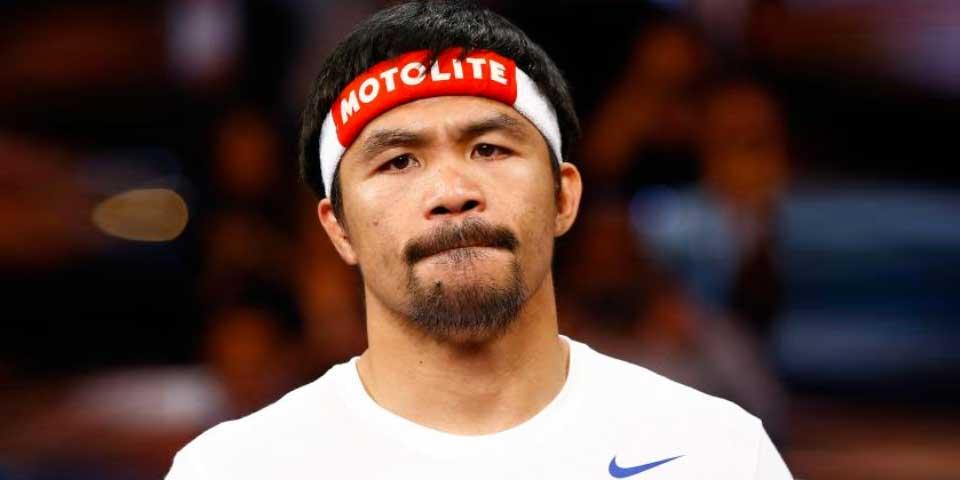 Nike rompe contrato con Pacquiao por comentarios homófobos - Manny Pacquiao