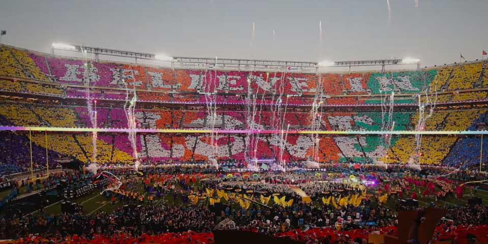 Pixel: Súper Tazón 50 - Super Bowl 50