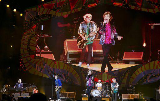 Empresario pagó siete mdd por concierto de The Rolling Stones en Cuba - Foto de AP