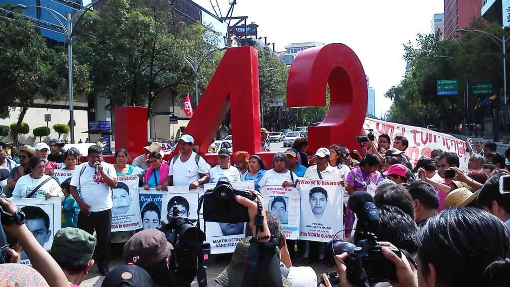 Detienen a delincuente ligado a desaparición de los 43 normalistas - Foto de Twitter.