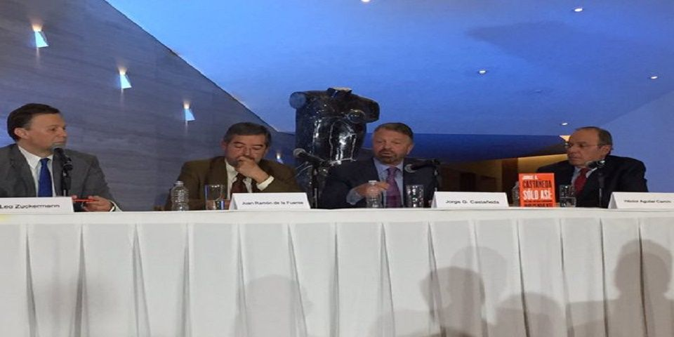 """""""No voy por presidencia"""": de la Fuente"""