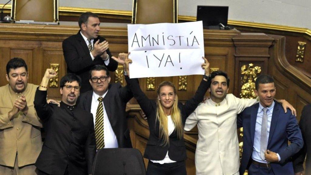 El empuje de la oposición ha permitido la aprobación de esta ley. Foto de La Patilla.