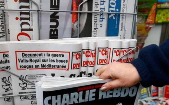 Charlie Hebdo publica polémico número en torno a las elecciones británicas - Foto de Mashable