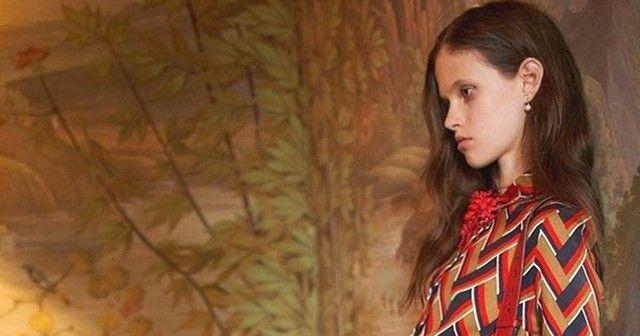 Retiran anuncio de Gucci por extrema delgadez de modelo