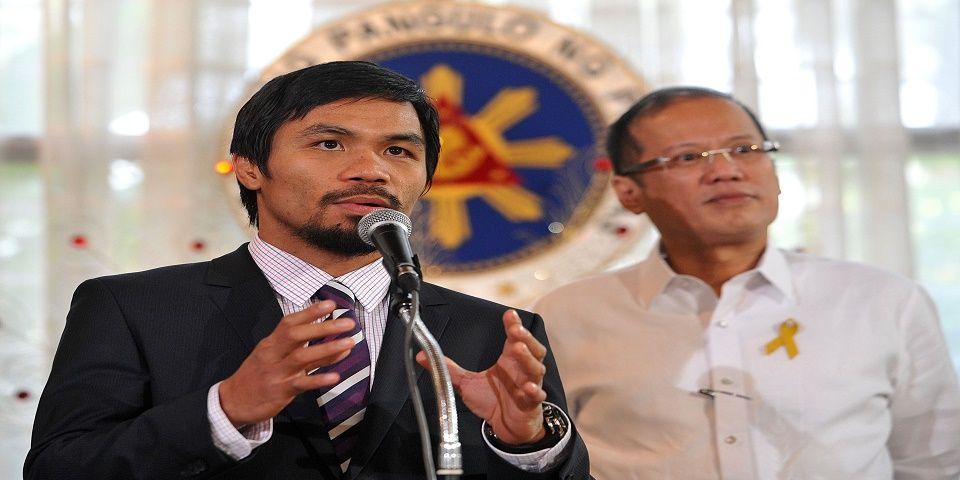 Manny Pacquiao contempla competir en Río 2016 - Foto de AFP.