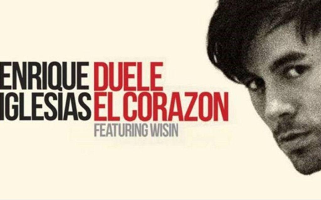 """Enrique Iglesias estrenará video del sencillo """"Duele el corazón"""" - Foto de Internet"""