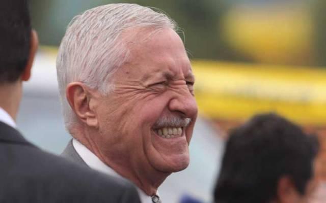 Renuncia José Andrés de Oteyza a la presidencia de OHL México - Foto de Cuartoscuro