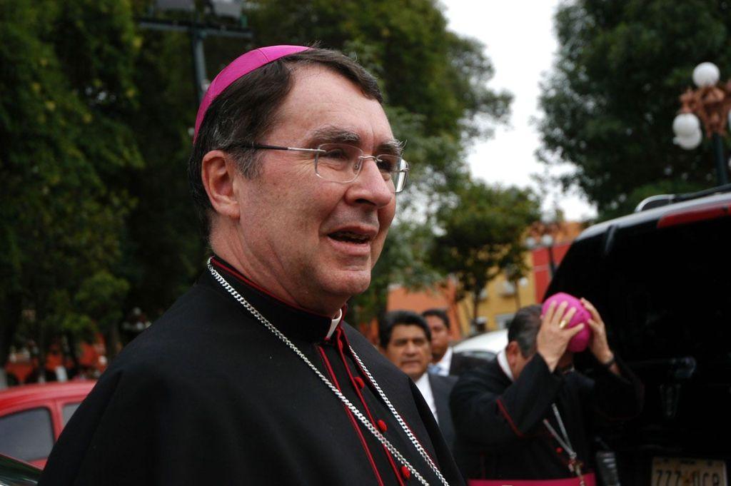 Papa Francisco cambia nuncio en México; va a Estados Unidos - Christophe Pierre nuncio francés