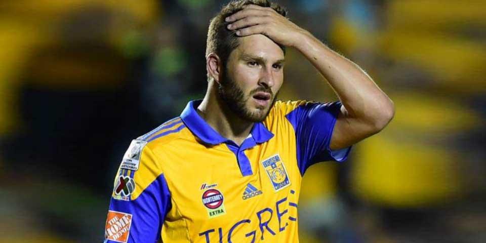 Tigres no ha recibido oferta por Gignac - Foto de Internet