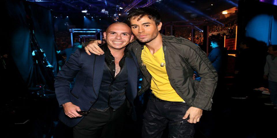 """Pitbull y Enrique Iglesias lanzan canción """"Messin' around"""" - Foto de internet"""