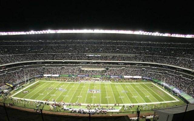 Aquí las estaciones remotas para el partido de la NFL en México