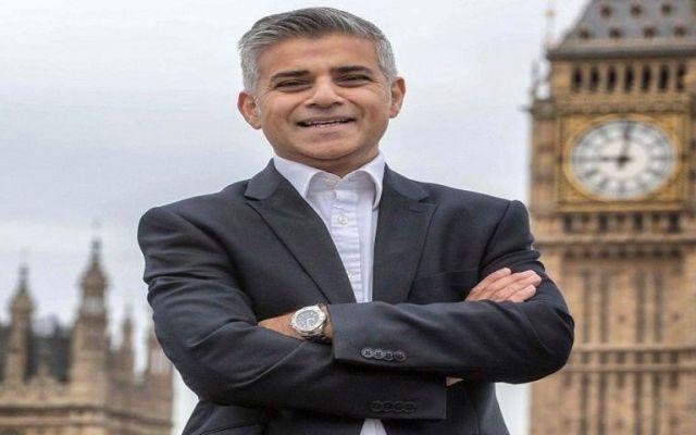 Eligen al primer alcalde musulmán en Londres - Foto de AP.