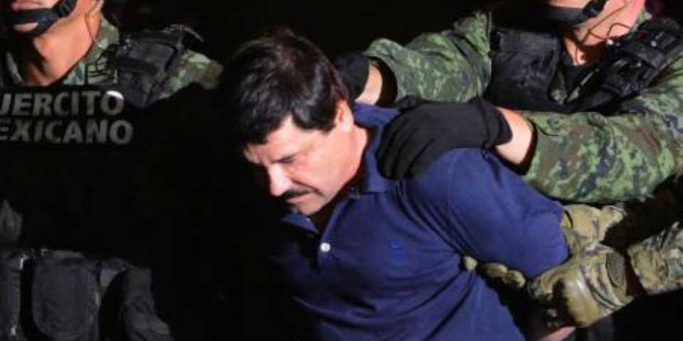 Asesinan a presunto operador financiero de El Chapo - Foto de Archivo