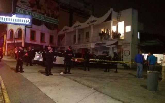 Balacera en antro de Xalapa deja cinco muertos - Foto de Rotativover
