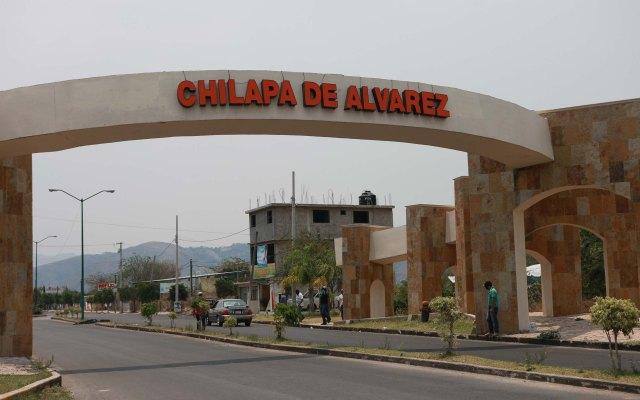 Matan a tres federales en Chilapa - Foto de Internet