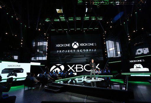 Xbox One será más pequeña y más potente - Foto de AP