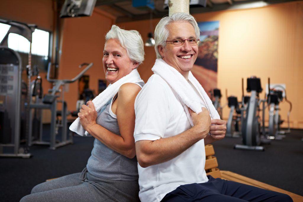El ejercicio ayuda en el tratamiento y prevención de la osteoporosis, y mejora significativamente la calidad de vida. Foto de internet.