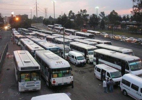 Anuncian siete nuevos corredores de transporte para la Ciudad de México - Foto de @CarloReynoso1