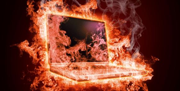 Un truco para evitar que la laptop se sobrecaliente - imagen de Internet