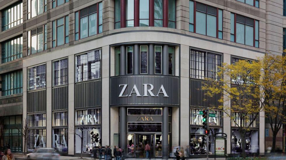 Mujer acusa a Zara de quemarle los pies - Foto de Internet