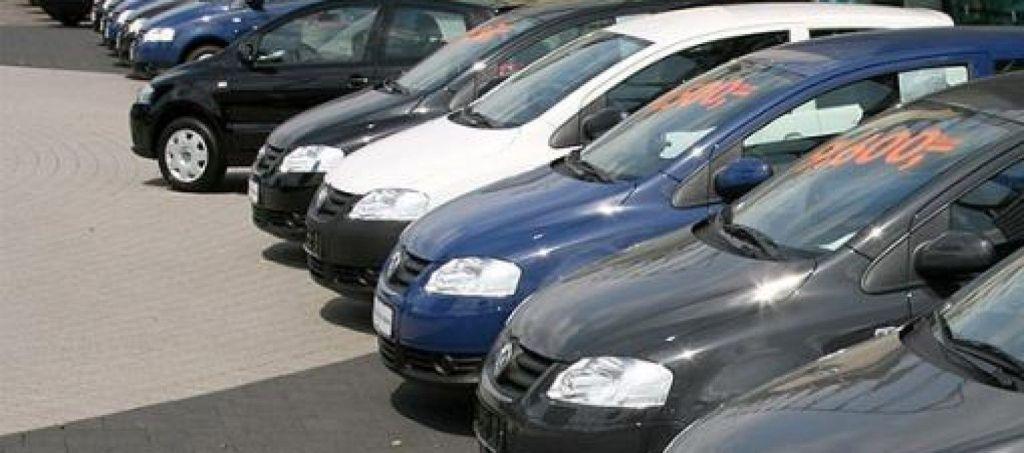 Sismos frenan venta de automóviles - Foto de Internet