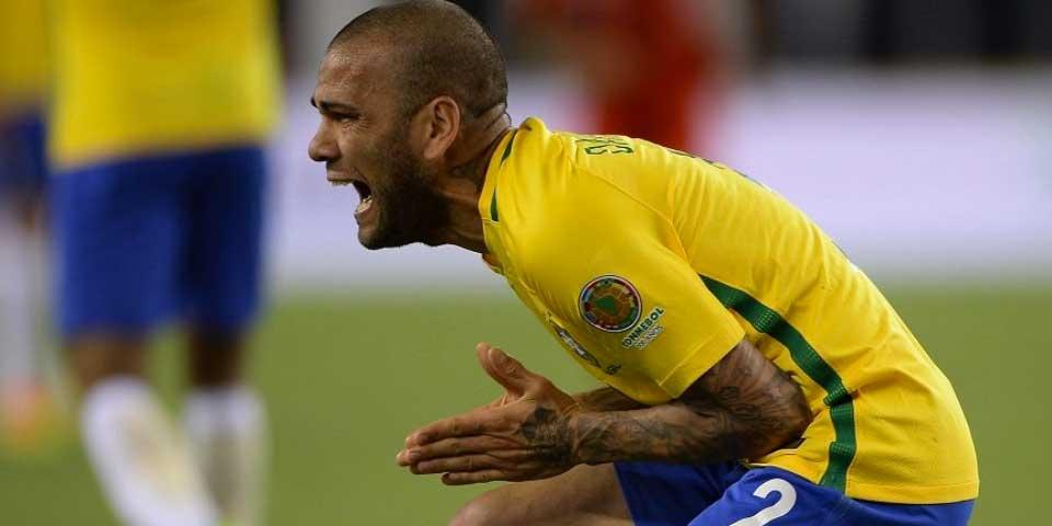 Perú elimina a Brasil con polémico gol - Foto de Internet