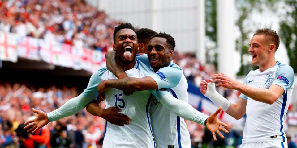 Gol de último minuto le da el triunfo a Inglaterra sobre Gales - Foto de UEFA