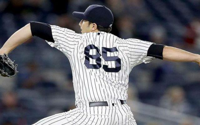 Pitcher mexicano logra primer triunfo con los Yankees - Foto de Twitter
