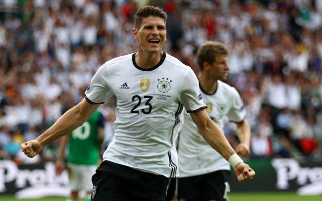 Alemania vence a Irlanda del Norte y es primera de grupo - Foto de UEFA