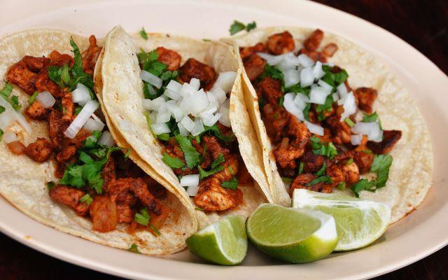 Tacos, la comida preferida de los mexicanos