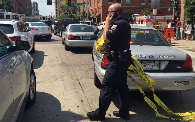 Tiroteo en el centro de Denver dejó un muerto y varios heridos - Foto de Internet
