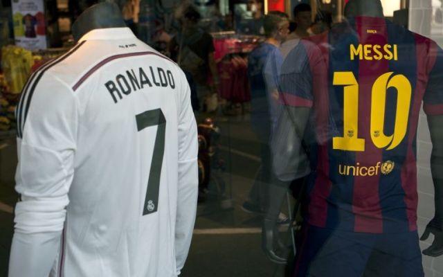 Los futbolistas que más playeras venden en el mundo - Foto de AFP