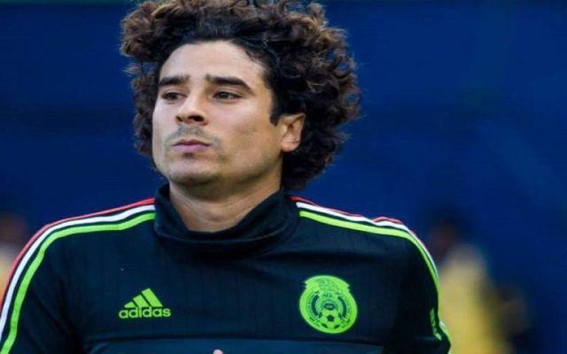 Guillermo Ochoa, nuevo jugador del Granada - Foto de Mi Selección MX.